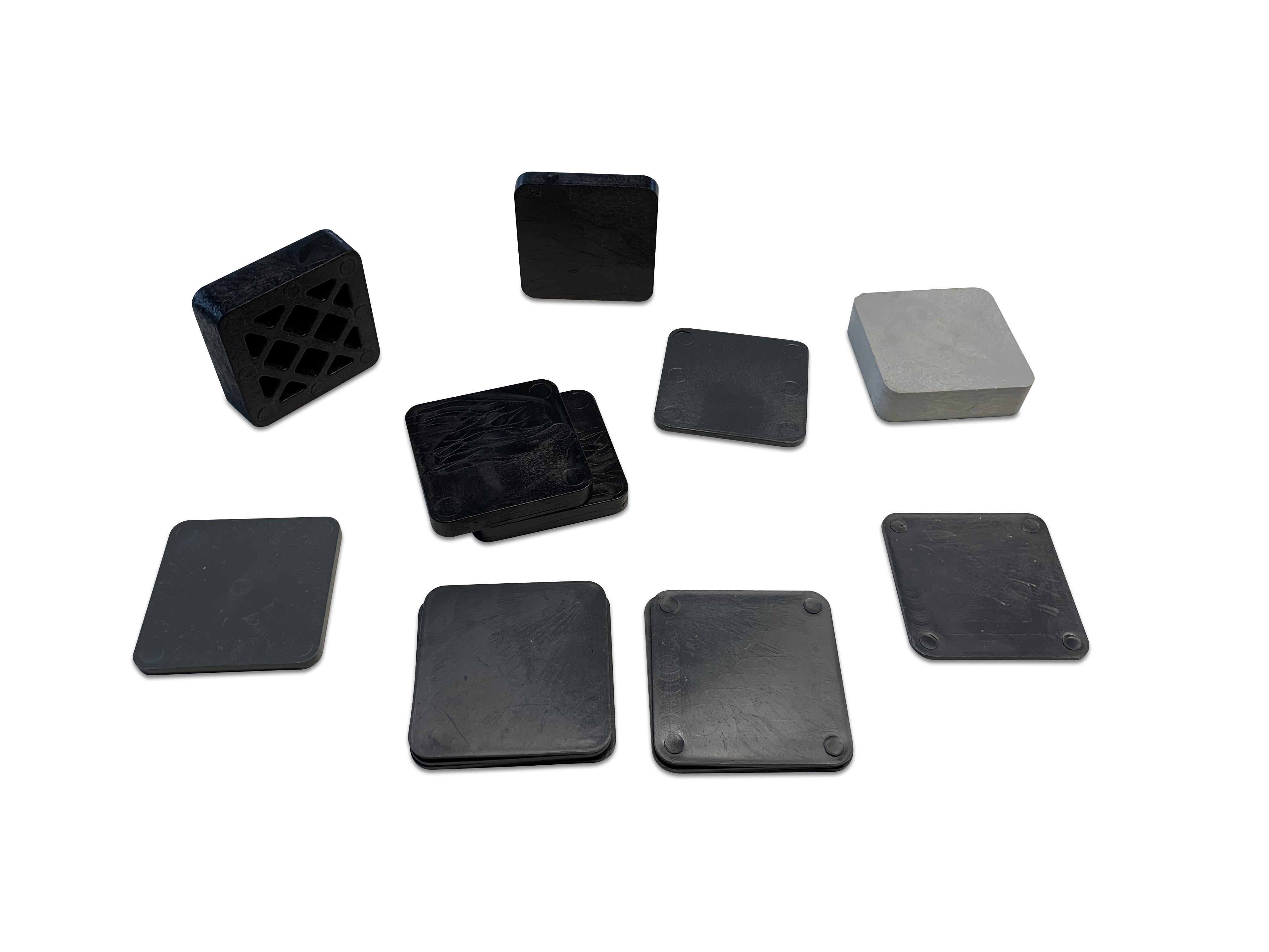 Montageplatten 2mm